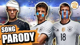 ♫ AUF WIEDERSEHEN! GERMANY OUT OF THE WORLD CUP 2018 SONG