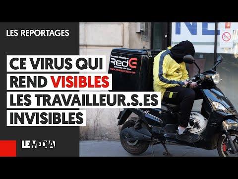COVID-19: CE VIRUS QUI REND VISIBLE LES TRAVAILLEUR.S.ES INVISIBLES