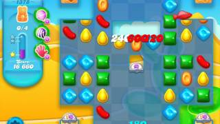 Candy Crush Soda Saga Level 1378 (3 Stars)