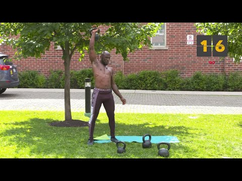Kettlebell Full Body Workout for Fat Loss and Conditioning (FOLLOW ALONG)