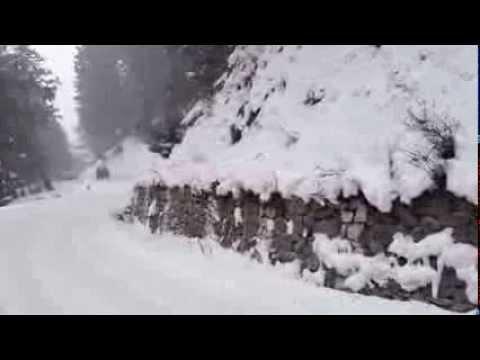 Gulmarg Kashmir Road