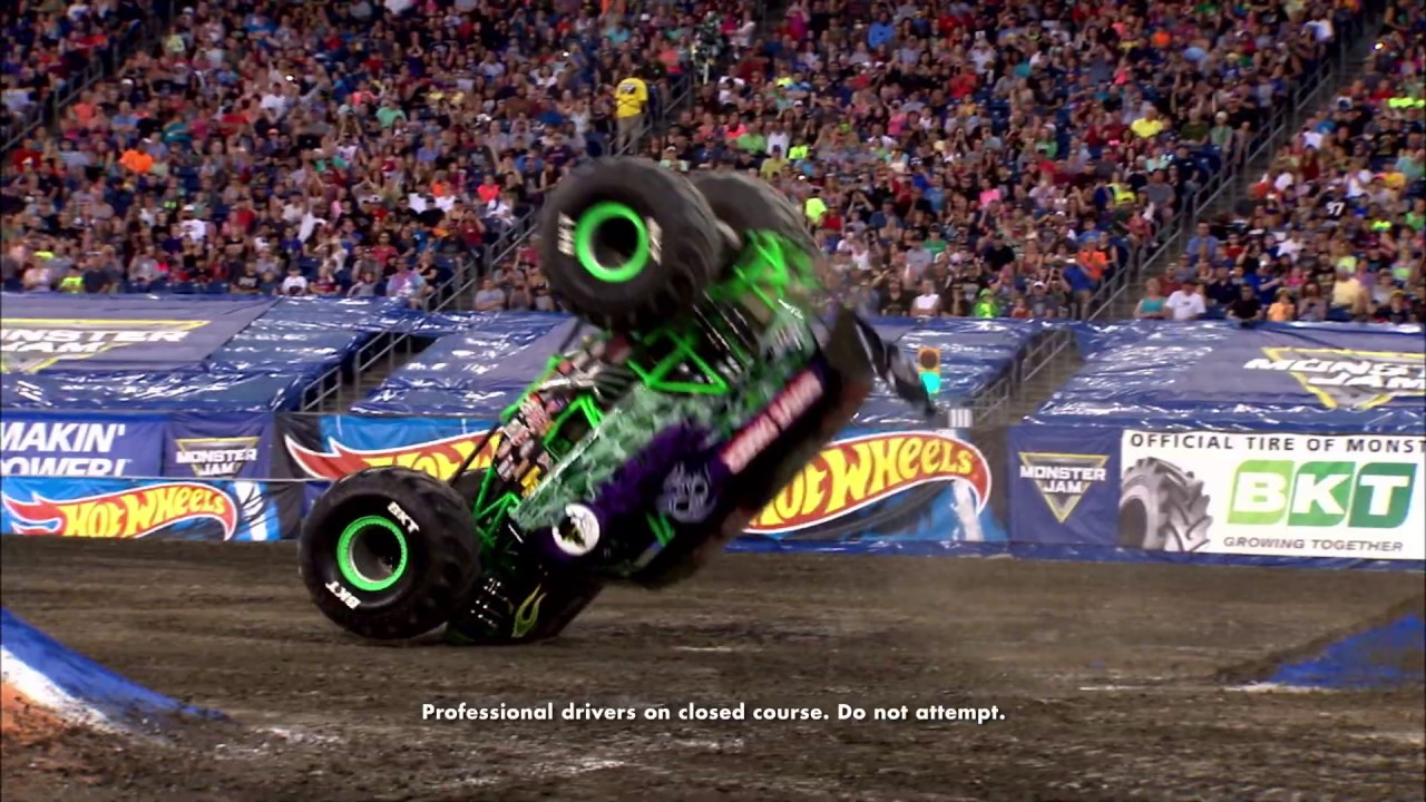 Home - Monster Jam