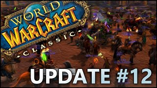 WoW Classic Update 12 - Gilden & Server Drama, Gaming PC Gewinnspiel, Paladin Tank Twink!