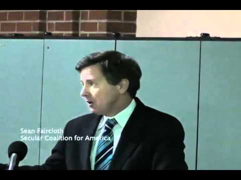 Sean Faircloth of the Secular Coalition for America - April 12, 2011