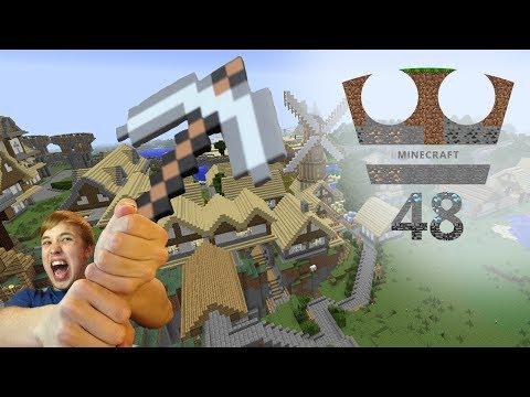 Jirka Hraje - Minecraft S01E48 - Pevnost
