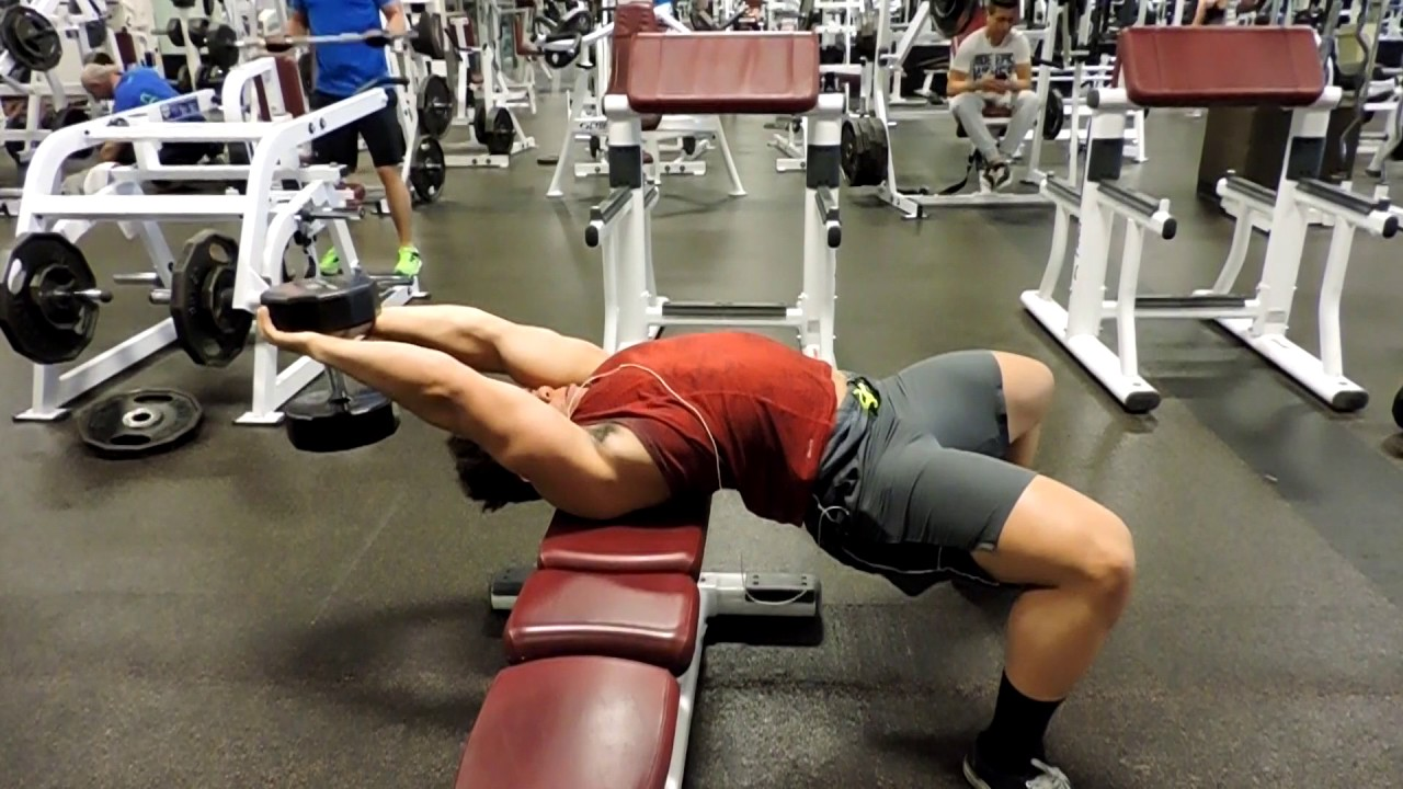 Chest Workout Bodybuilding Tips