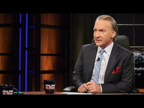 Bill Maher Supports Trump's Jerusalem Decision