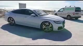 2018 Audi A7 Sportback Walkaround - Saudi Auto
