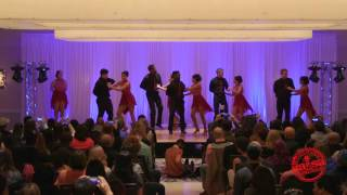 cisc 2016 latin rhythms students