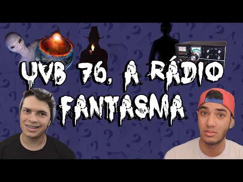 UVB 76, A RÁDIO FANTASMA - Você Sabia?