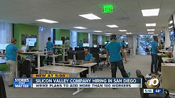 Silicon Valley company hiring in San Diego