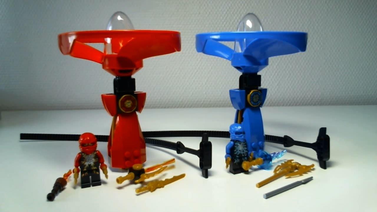 LEGO Ninjago Video Review : Airjitzu Kai Flyer / Airjitzu ...
