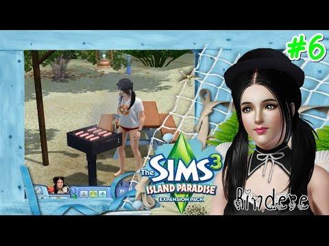 The Sims 3 Island Paradise #6 นางเงือกสาวสวย พาดำน้ำดูปะการัง
