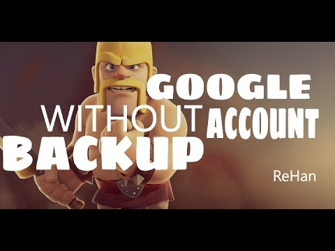 How to MOVE or Backup Clash of clans Village WITHOUT Google Play/android Latest 100% WORKING!!!