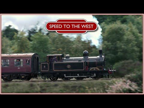 Taff Vale Railway 85: Raising The Echoes On The Pontypool & Blaenavon Railway - 15th September 2018