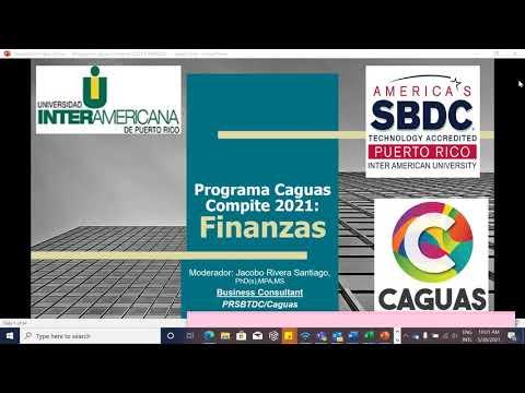 Programa Caguas Compite | Finanzas