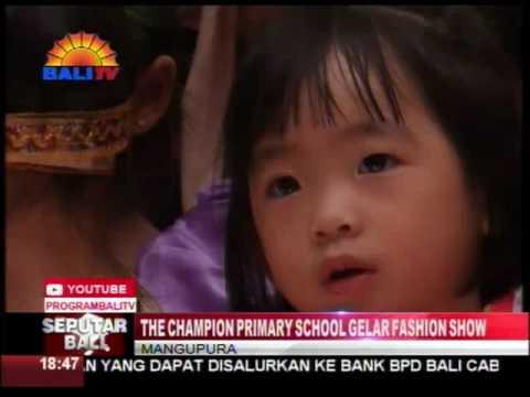 THE CHAMPION PRIMARY SCHOOL GELAR FASHION SHOW