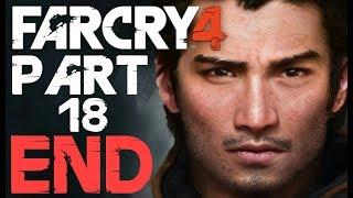 Far Cry 4 ENDING / FINAL MISSION - PART 18   Kill Amita or Sabal?   Ajay The King of Kyrat (PS4)