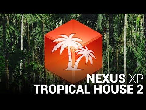 TROPICAL HOUSE 2 NEXUS EXPANSION!! 🌴