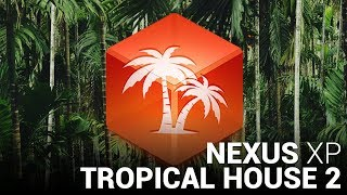 TROPICAL HOUSE 2 NEXUS EXPANSION!! 🌴
