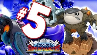 Skylanders Superchargers Wii U - Part 5 LORD STRATOSFEAR