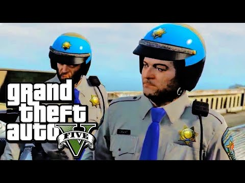 GTA 5 (PC) - Gameplay Walkthrough - Mission #40: I Fought The Law... [Gold Medal]