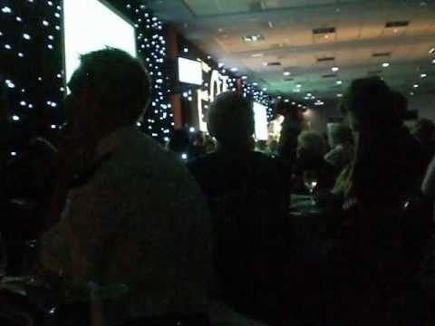 Huddersfield Examiner Awards Project of the Year 2012 result.AVI