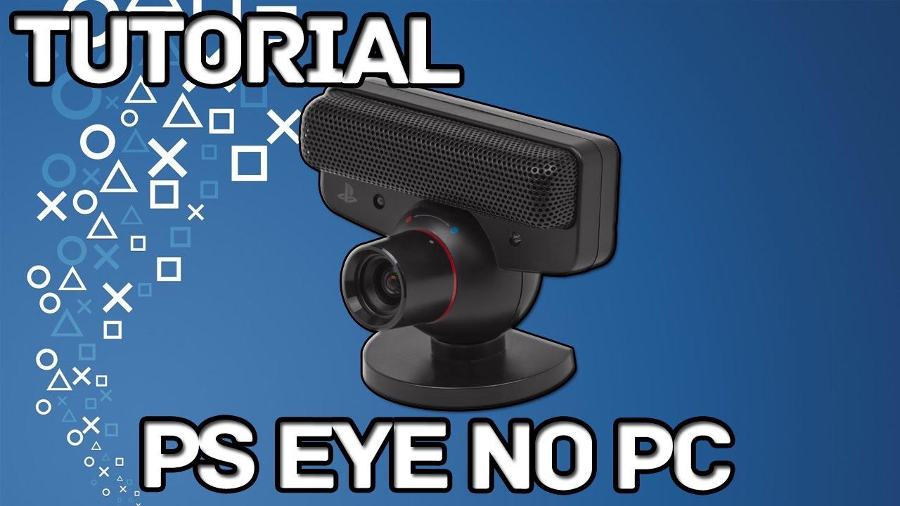 Ps3 eye driver windows.