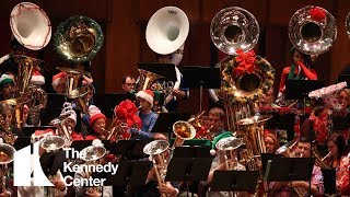 MERRY TUBACHRISTMAS - Millennium Stage (December 10, 2018)