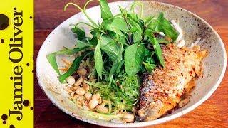 Seabass & Lemongrass Noodle Bowl | Thuy Pham-Kelly