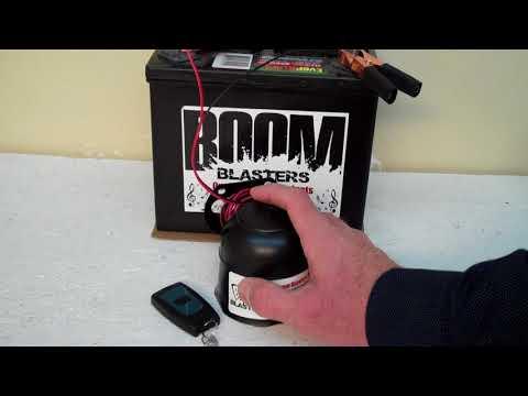 Clown Horn Sounds Car Horn Wireless
