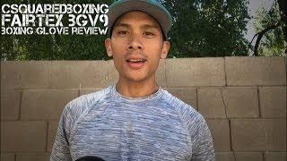 16 Ounce Fairtex BGV9 Boxing Gloves Review