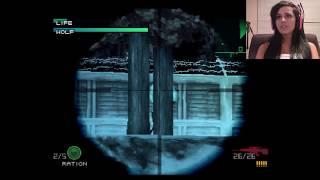 SSSniperWolf vs Sniper Wolf Part 2 (MGS1 Facecam)