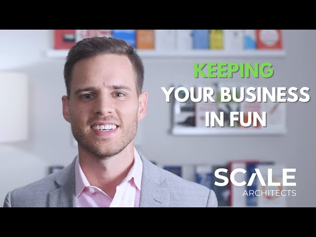 Keeping Your Business in Fun