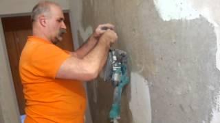 Обзор шлифовальной машины для стен и потолков- Sturm DWS 6016