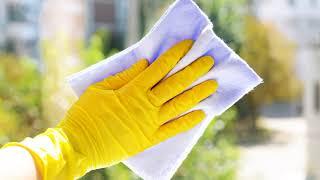 Как почистить натяжные потолки без разводов в домашних условиях без химии?