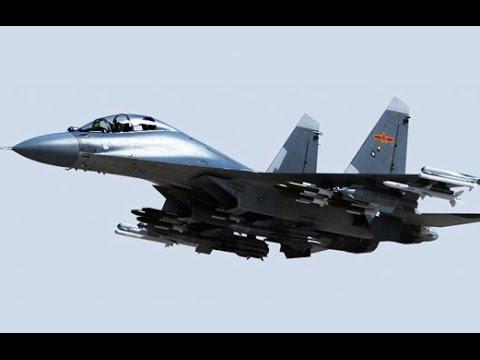 歼-16比之前同系战机提升巨大 战力远胜苏-30MKK