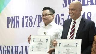 Kemensetneg Raih Peringkat Kedua Terbaik dalam Pengelolaan Keuangan Lingkup KPPN Jakarta I