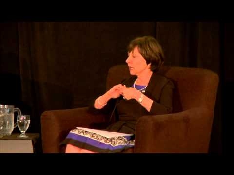 Keynote discussion with Karen Ross   Connecting the Dots 2015