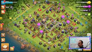 Elektro ile Nasıl Dalınır KB11 Clash of clans