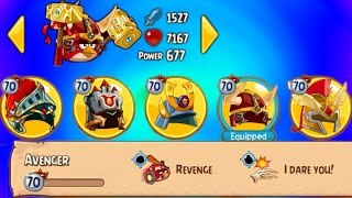 Angry Bird Epic ♥ PvP Arena Misioon Daily Arena - PART 59