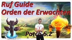 Guide: Ruf bei der Fraktion Orden der Erwachten