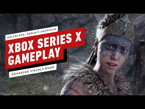 Download Hellblade: Senua's Sacrifice - 13 Minutes of Ray Tracing Mode Gameplay on Xbox Series X (4K)
