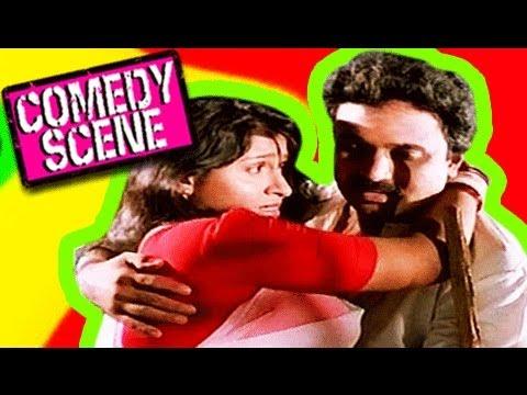 Malayalam Movie Comedy scene | Kavadiyattam | Funny Romance -Siddique,Suchithra❤❤