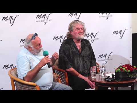 Film Writing Master Class II.: Joe Eszterhas in original language 13.