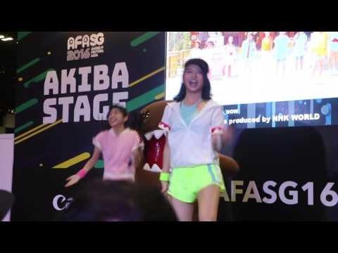 25 November 2016 tokyo performance doll at akiba stage domobics full version