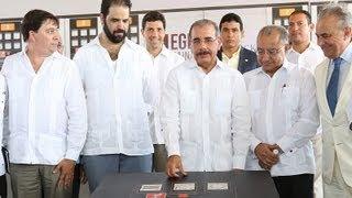 Medina encabeza inauguración de Central Energética que producirá 430 megavatios
