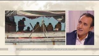 Australie : les migrants renvoyés sur une autre île