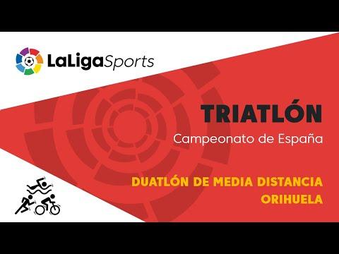 📺 Campeonato de España de Duatlón de Media Distancia – Orihuela