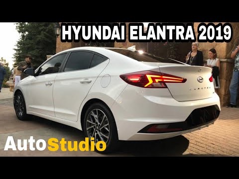 #hyundaielantra #elantraindia2019 New HYUNDAI ELANTRA 2019 INDIA || AUTOSTUDIO ||